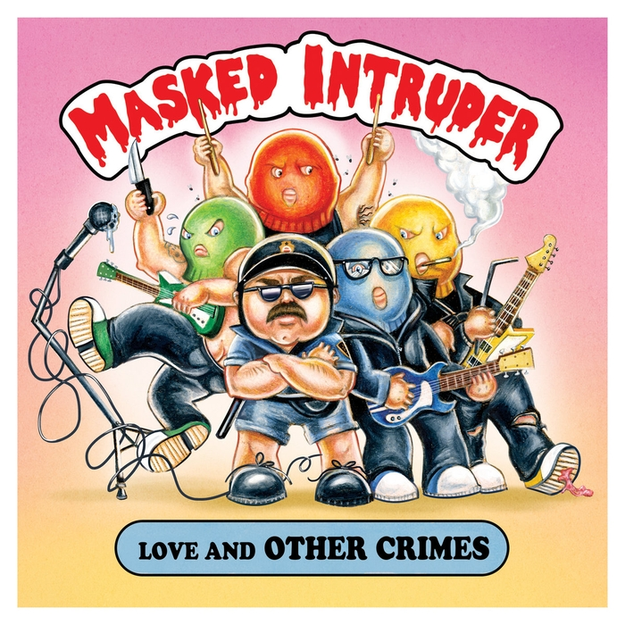 Masked Intruder - Love And Other Crimes